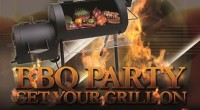Backyard Barbecue Party Flyer