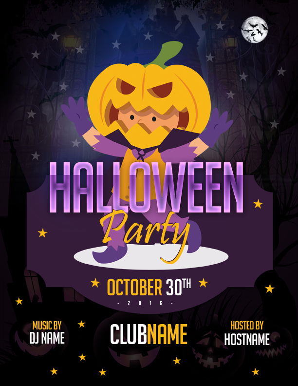 how to make a party flyer on microsoft word