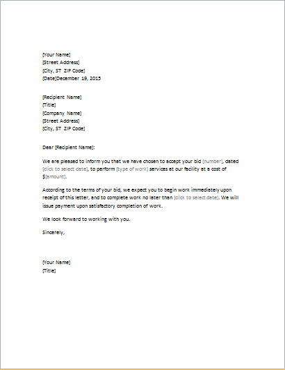 Sample Application Letter For Business License