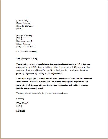 Response Letter