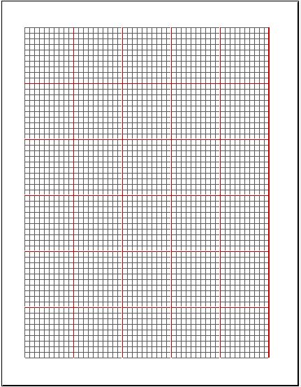 cross stitch graph papers for ms word word excel templates. Black Bedroom Furniture Sets. Home Design Ideas