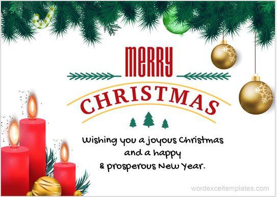 Christmas greeting card 2017-18