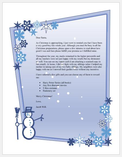 Secret santa email